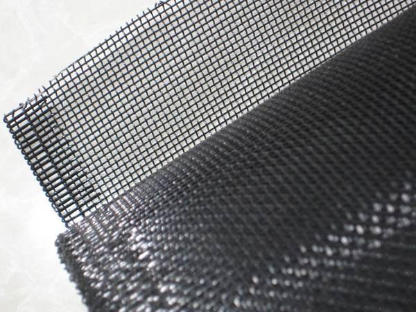 Aluminum Tuff Mesh Black 14 Or 16 Mesh Insect Screen